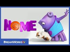 Alien Cat Dance Clip from DreamWorks Home - Upstate Ramblings
