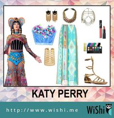 """Katy Perry Dark Horse Outfit ... Dark Horse"""" Video Costumes for Halloween   Dark Horse, Katy Perry"""