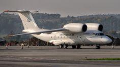 Motor Sich Antonov An-74 UR-74026 | Kamil Nowak | Flickr
