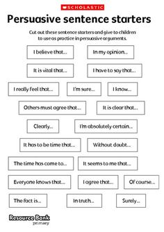 persuasive essay writing prompts 159 best Persuasive Writing Lessons - Elementary images on . Persuasive Writing Examples, Writing A Persuasive Essay, Essay Writing Skills, Argumentative Writing, Opinion Writing, Writing Lessons, Writing Workshop, Teaching Writing, Essay Examples