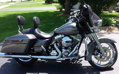 2014 Harley Davidson Street Glide Special for sale, Price:$23,000. Rockford, Illinois