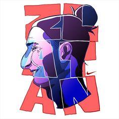 """""""#zlatan #psg #ibra #ibrahimovic #ligue1 #just_dan_it"""""""