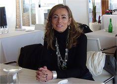 Concha Cavadas, parts Manager KIA Spain.