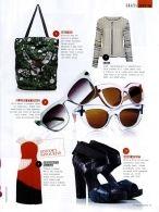 Ellery sunglasses - As seen in... Grazia, Apr 2
