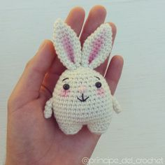 Mesmerizing Crochet an Amigurumi Rabbit Ideas. Lovely Crochet an Amigurumi Rabbit Ideas. Bunny Crochet, Easter Crochet, Love Crochet, Crochet Animals, Crochet Dolls, Knit Crochet, Crochet Toys Patterns, Amigurumi Patterns, Stuffed Toys Patterns