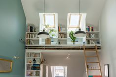 les 25 meilleures id es de la cat gorie echelle coulissante sur pinterest. Black Bedroom Furniture Sets. Home Design Ideas