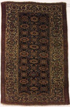 Bidjar Rug, Northwest Persia, last quarter 19th century,  7 ft. 3 in. x 4 ft. 9 in.   | Skinner Auctioneers Sale 2293