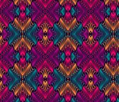 marzlene_beauty_2652-ed fabric by marzlene'z_eye_candy on Spoonflower - custom fabric