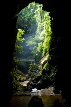 Caves - Yunnan, China