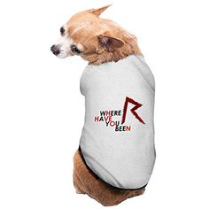Gray Rihanna Barbadian Singer Talk That Pet Supplies Dog Shirt Puppy Hooded *** Visit the image link for more details.