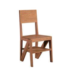 Scala Zero - chair to step ladder