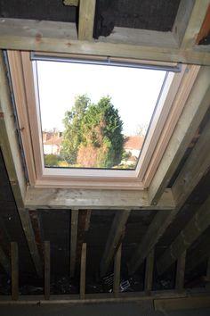 Velux window - loft conversion W12