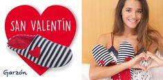 Garzón Slippers te quiere regalar por San Valentín