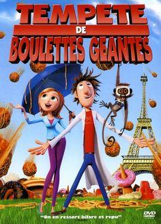 Tempête de boulettes géantes / Il pleut des hamburger - Sony Pictures Animation