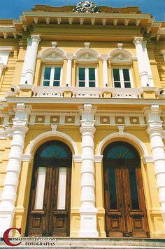 Portas Palácio Rio Negro - Petrópolis - RJ - Brasil