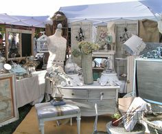 The Tarnished Crown at Vintage Marketplace.....love all things vintage!
