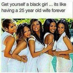 Black dont crack!
