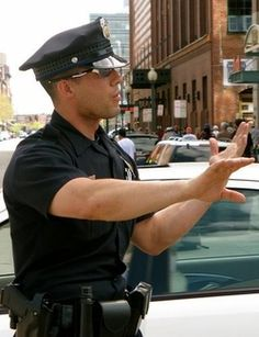 Gay cops whatcha gonna do