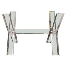 Captivating Lucite Table Base   Google Search
