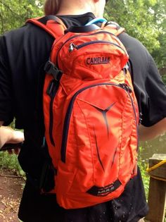 Review of the Camelback M.U.L.E hydration backpack.