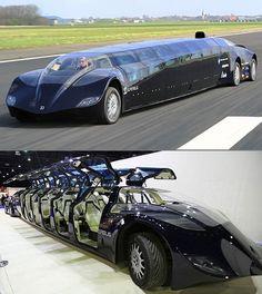 World's First Superbus Costs 10 Million dollars, Can Hit 155MPH - TechEBlog