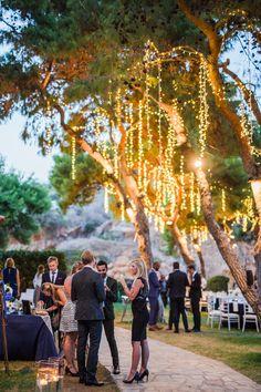 Alex Warschauer Photography // The Blog: Destination Greece Wedding, reception