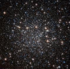 Hubble Views Globular Cluster NGC 4833 (Image credit: ESA/Hubble and NASA)