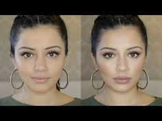 HOW TO: Cream Contour + Highlight Routine | Kaushal Beauty - YouTube