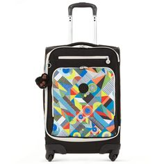 New York Lite Carry-On Luggage - Kipling