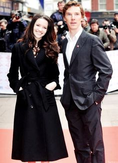Talulah Riley and Benedict Cumberbatch, The Prince's Trust and RBS Celebrate Success Awards 2008