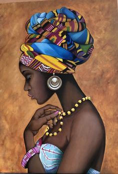 Best 12 For music – Page 432275264234202096 – SkillOfKing.Com Fabric Painting Tutorial: On this tuto African Wall Art, African Art Paintings, African Artwork, Black Love Art, Black Girl Art, Art Girl, African American Art, African Women, African Girl