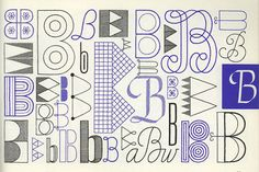 typography and lettering simple - Google 検索