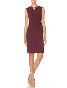 Collection Sheath Dress