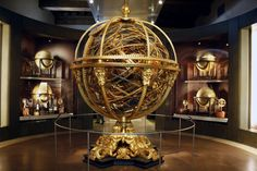 Museo Galileo in Florence, Italy | 22 Destinations Science Nerds Need To See Before They Die