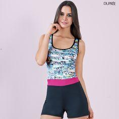 Enterizos de moda. Dupree Colombia Tankini, Tank Tops, Swimwear, Women, Fashion, Fashion Jumpsuits, Colombia, Moda, Halter Tops