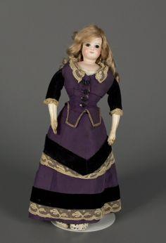 77.6643: French Fashion Doll | doll