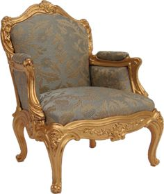 Gilt Finish. I do love John Hodgson chairs.