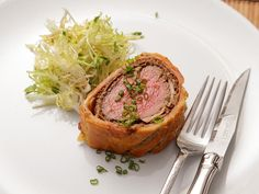 How To Make The Ultimate Beef Wellington. #howto #dinnerparty #recipe
