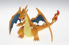 Model Kit Pokemon Mega Charizard Y Plamo BANDAI