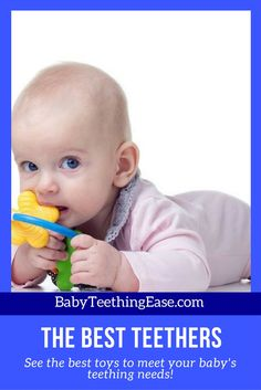 Teething can be a miserable time for both you and your baby. Here is quick guide to help you identify the best teething toys in the market