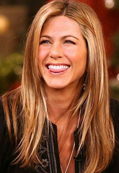 Jennifer Aniston Long Hairstyles 2016