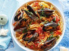 Fehérboros, paradicsomos, kagylós spagetti: a nyáridéző fogás   Nők Lapja
