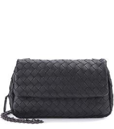 Bottega Veneta s black shoulder bag is ladylike eabca99e937d8
