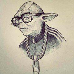 Hip Hop Yoda