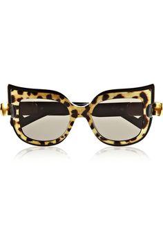 cat eye sunnies