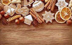 karácsony sütemény fűszerek édesség fahéj mézeskalács karácsonyi dekoráció