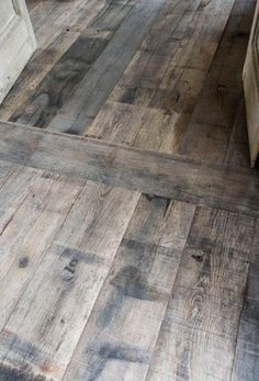 Inexpensive wood floor that looks like a million dollars do it washed wooden floor for kitchen maybe just do instead of actual hardwood flooring and use minwax gray to give the washed look solutioingenieria Choice Image