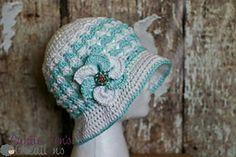 Bonnie Bell Sun Hat ~ Beautiful crocheted sunhat ~ paid pattern ~ on Ravelry $4.00 USD