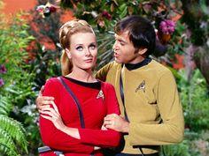 The Apple (1967) Star Trek 1966, Westlake Village, Star Trek Original, Photo Archive, Battle, Nostalgia, How To Memorize Things, Cancer, Actresses