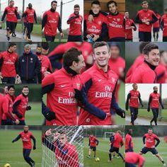 Arsenal Training Montage. Training Montage, Jack Wilshere, North London, Arsenal Fc, Baseball Cards, Sports, Hs Sports, Arsenal F.c., Sport